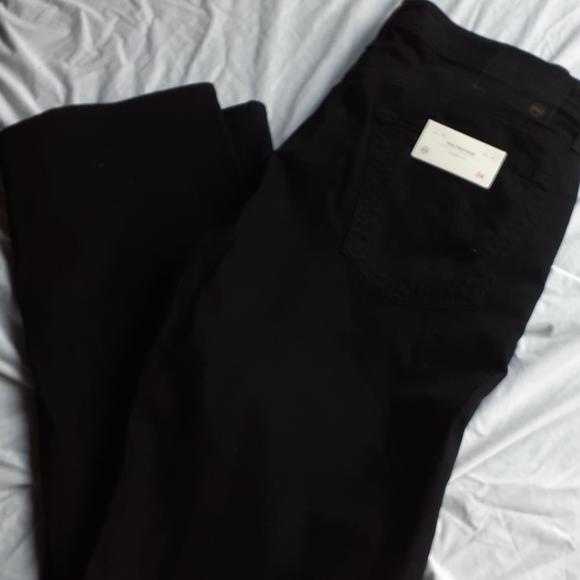 AG light suade pants
